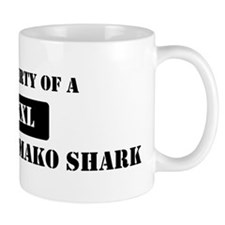 Property of a Shortfin Mako S Mug