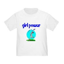 Girl Power Badminton T