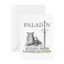 Paladin - Good Greeting Card