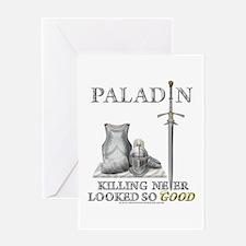 Paladin - Good Greeting Card