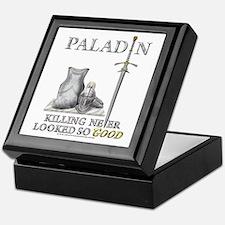 Paladin - Good Keepsake Box