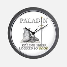 Paladin - Good Wall Clock