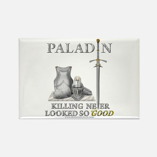 Paladin - Good Rectangle Magnet
