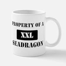 Property of a Seadragon Mug