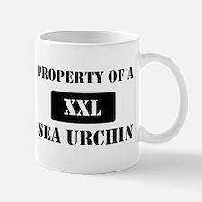 Property of a Sea Urchin Mug