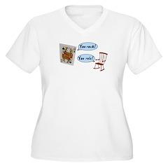 YOU ROCK! YOU RULE! T-Shirt