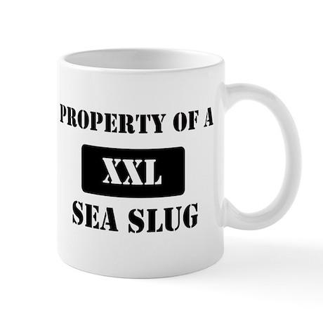 Property of a Sea Slug Mug