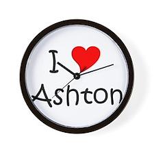 Unique Ashton Wall Clock