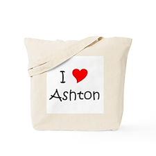 Funny Ashton Tote Bag