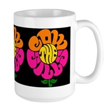 Cowsill Logo (Brights on black) Mug