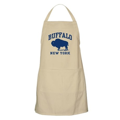 Buffalo New York BBQ Apron