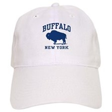 Buffalo New York Baseball Cap
