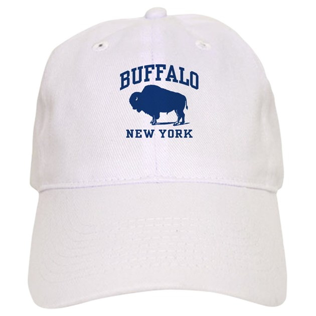 Buffalo New York Hat By Spiffetees