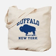 Buffalo New York Tote Bag