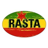 Reggae Stickers & Flair