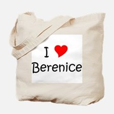 Cute Berenice Tote Bag