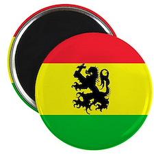 Rasta Gear Shop Lion of JudahMagnet