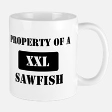 Property of a Sawfish Mug