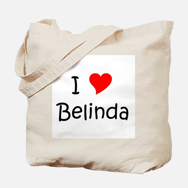 Cute Belinda Tote Bag
