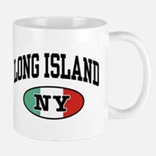 Long Island Italian Mug