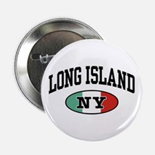 "Long Island Italian 2.25"" Button"