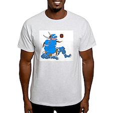 Ash Grey Oni T-Shirt