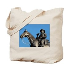 Lee at Antietam Tote Bag
