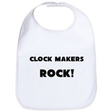 Clock Makers ROCK Bib