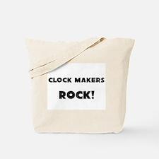 Clock Makers ROCK Tote Bag