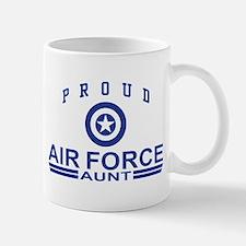 Proud Air Force Aunt Mug