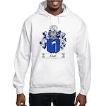 Lanzi Family Crest Hooded Sweatshirt