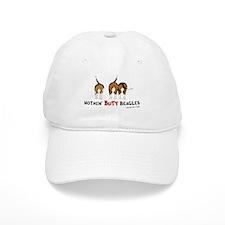 Nothin' Butt Beagles Baseball Cap