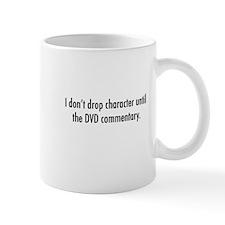 DVD commentary Mug