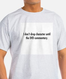 DVD commentary T-Shirt