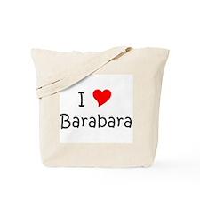 Cool Barabara Tote Bag