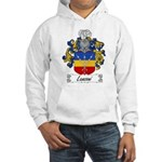 Lanzoni Family Crest Hooded Sweatshirt
