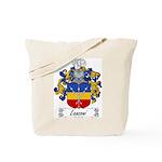 Lanzoni Family Crest Tote Bag