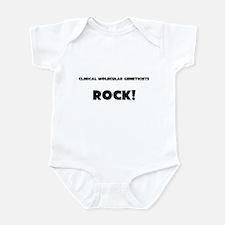 Clinical Molecular Geneticists ROCK Infant Bodysui