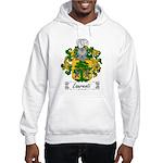 Laurenti Family Crest Hooded Sweatshirt