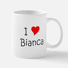 Cute Bianca Mug