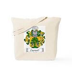 Laurenti Family Crest Tote Bag