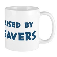 Raised by Beavers Mug