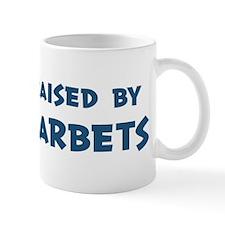 Raised by Barbets Mug