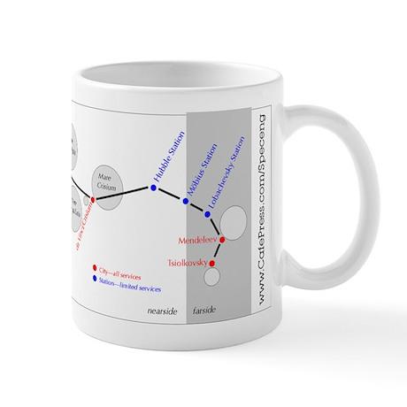 Lunar Transport Mugs
