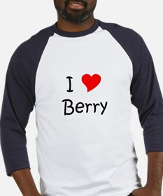 Unique Berrys Baseball Jersey