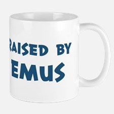 Raised by Emus Mug