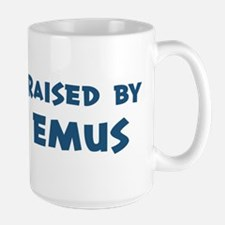 Raised by Emus Mug