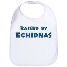 Raised by Echidnas Bib