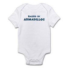 Raised by Armadillos Infant Bodysuit