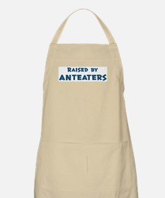 Raised by Antelopes BBQ Apron